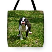 Fleet Feet Tote Bag