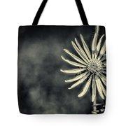 Fleur Jaune Tote Bag