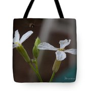 Flight Of The Bee Tote Bag