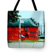 Flippa City  Tote Bag