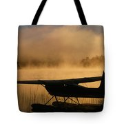 Float Plane, Long Lake, Sudbury, Ontario Tote Bag