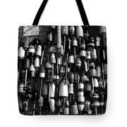 Floaters Bw Tote Bag