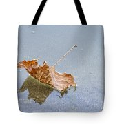 Floating Down Lifes Path 2 Tote Bag