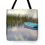 Floating In Clouds Tote Bag