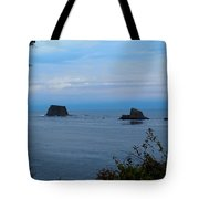 Floating Rocks Tote Bag