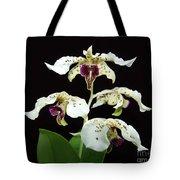 Flock Of Dendrobium Tote Bag