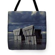 Flood Tote Bag by Joana Kruse