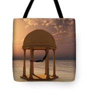 Flooded Dreams Tote Bag