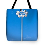 Floodlight Tote Bag by Tom Gowanlock