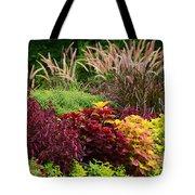 Flora 9 Tote Bag