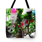 Floral Delivery Tote Bag
