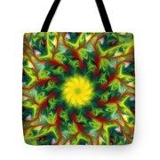 Floral Fantasy 071311 Tote Bag
