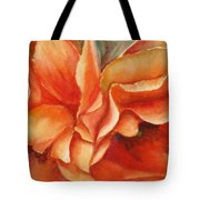 Floral Flash Tote Bag
