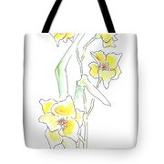 Floral Paintings 2 Tote Bag