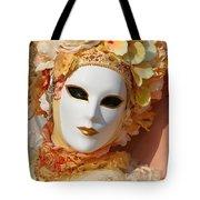 Floral Queen Portrait 2 Tote Bag