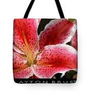 Floral Textures I Tote Bag