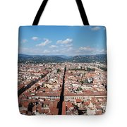 Florence From The Duomo Tote Bag
