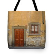Florence Streetscape Tote Bag