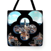 Florence Through A Unique Lens Tote Bag