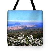 Flores De Los Osos Tote Bag