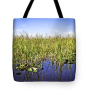Florida Everglades 5 Tote Bag