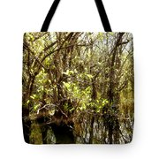 Florida Everglades 9 Tote Bag