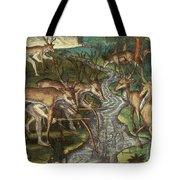 Florida: Hunters, C1591 Tote Bag