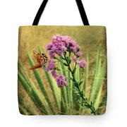 Florida Paintbrush Tote Bag