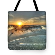 Florida Point Point Tote Bag