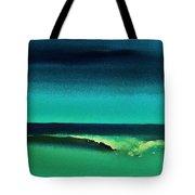 Florida Wave Tote Bag