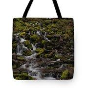 Flow Of Life Tote Bag