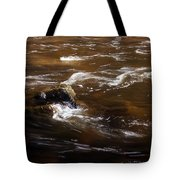 Flow Of Thought Tote Bag