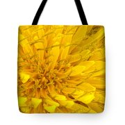 Flower - Dandelion Tote Bag