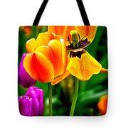 Flower 19 Tote Bag