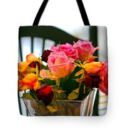 Flower 34 Tote Bag