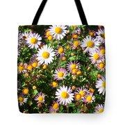 Flower Assault Tote Bag