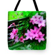 Flower Bouquets Tote Bag