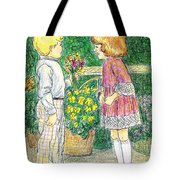Flower Children Tote Bag