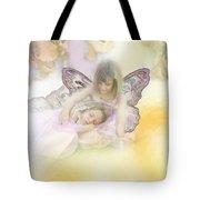 Flower Fairies Tote Bag