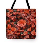 Flower Garden Delightful Tote Bag