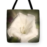 Flower In The Autumn Tote Bag