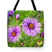 Flower Mania Tote Bag