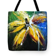 Flower Of Felucia Tote Bag