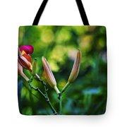 Flower Of Summer Tote Bag