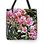 Flower Painting 0003 Tote Bag