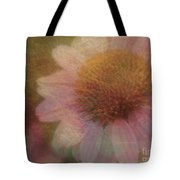 Flower Paper Tote Bag