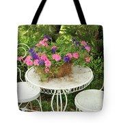 Flower Pot 4 Tote Bag