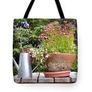 Flower Pot 6 Tote Bag