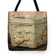 Flower Pot Tote Bag by Henrik Lehnerer