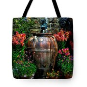 Flower Potts Tote Bag